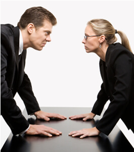 photo spouse's divorce lawyer bullying