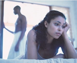 infidelity photo: married woman at hotel with secret lover